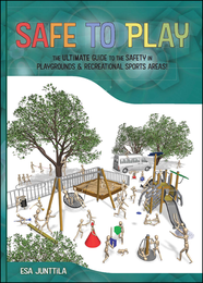 Safe to Play -book, English, 2018