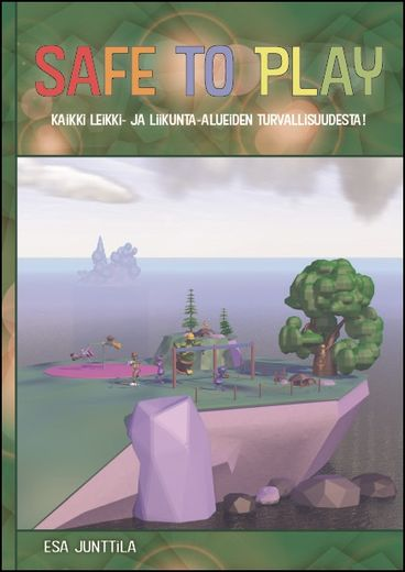 Safe to Play -book, Finnish, 2021