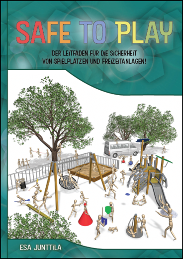 Safe to Play -book, German, 2019